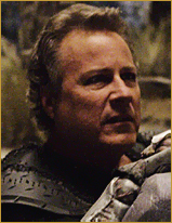 John Heard as Nethiah's Father