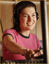 Sara Glaser, Production Sound Mixer